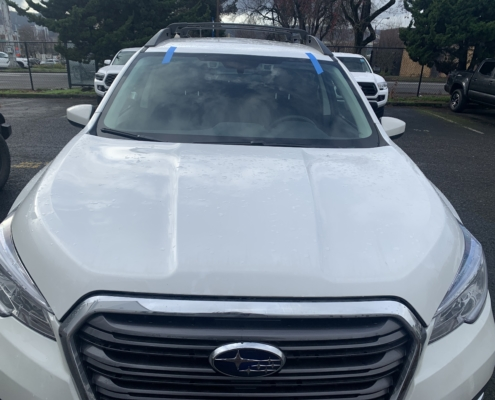 new front windshield